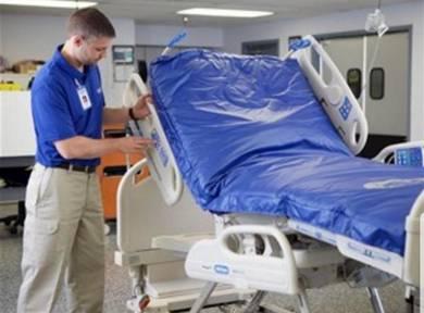 Katil Pesakit Hospital Bed Repair Service Parts