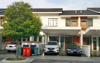 For sale - 2sty terrace Jln Tanggilan Presint 11 Putrajaya