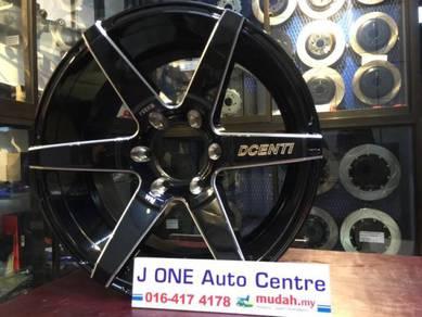 DCENTI 18inc ford ranger triton HILUX revo DMAX