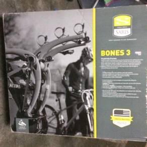 Saris Bones 3-Bike Trunk Mount Rack
