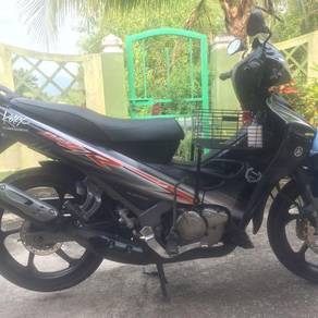 2009 Yamaha 125ZR