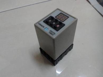 Electrical timer 24v day,hour, minute, second