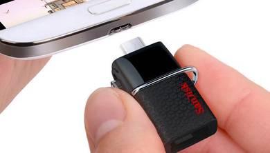 SANDISK Ultra Dual OTG USB 3.0 64 GB