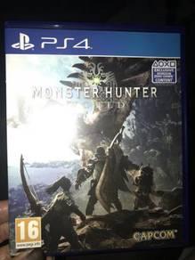 Ps4 Monster Hunter World R2