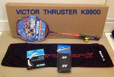 7in1 VICTOR THRUSTER K9900 & Yonex Package 30lbs