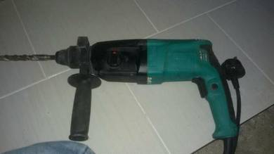 Mesin hammer drill DCA