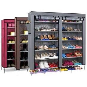 6 tier shoe rack / rak kasut 10