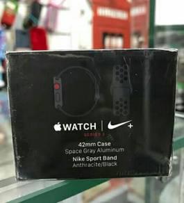 Apple watch new series 3 nike