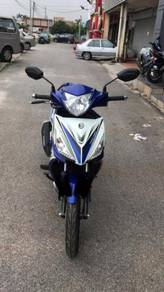 Sym sport rider 125i interchange low dp low otr