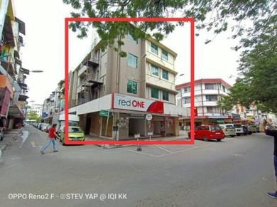 KK City Sinsuran Complex Whole Block Shop Offce for sale