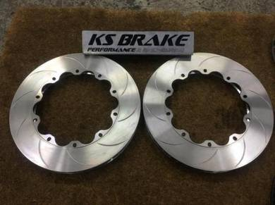 Brembo Racing 328 x 32mm disc rotor (10 Hole)