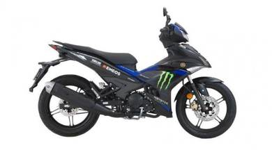 Yamaha y15zr 100%ori convert!!
