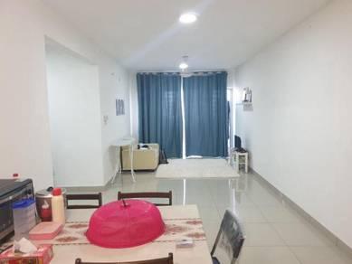 FULLY FURNISHED Sentrovue Service Apartment, Alam Jaya, Puncak Alam