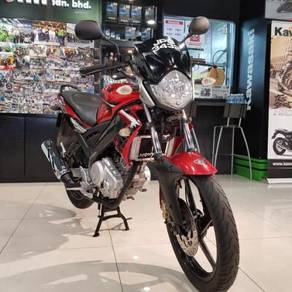 Yamaha Fz150i '13 - MotorSim