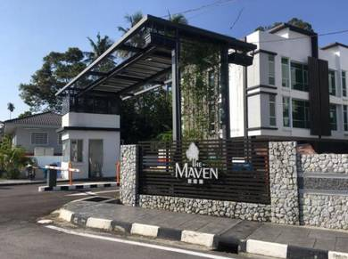 The Maven Balik Pulau