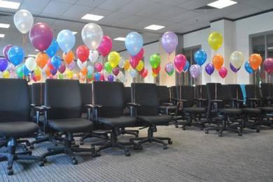 Office metting helium belon fun - 00998