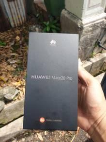 Huawei mate 20 pro black colour