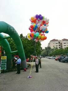 Gimmick Balloon Lauching 00135