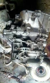 Gear box perdana v6 rosak