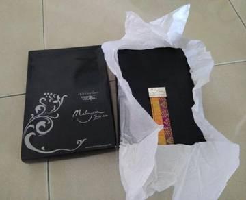 Songket Diary/Journal book