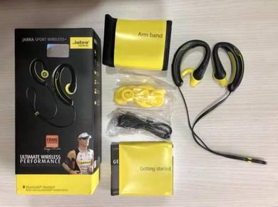 Jabra Sport Wireless+ Bluetooth Headset BTE5