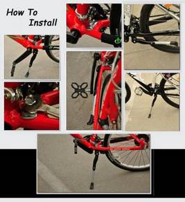 Adjustable Bicycle Center Stand