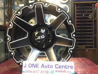 Ad wheels 16inc limited edition navara xterra