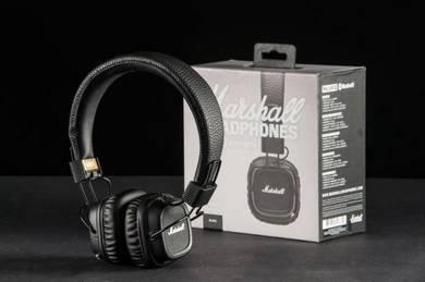 NEW Marshall Major II Bluetooth On-Ear Headphones