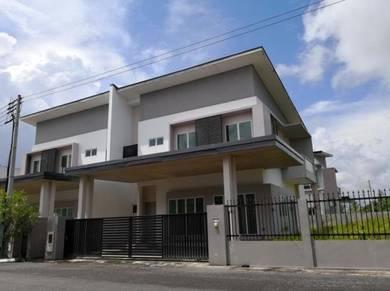 Near Batu Kawa Emart DS Semi D and Terrace Corner for Sale