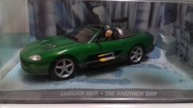James bond 007 - Jaguar XKR