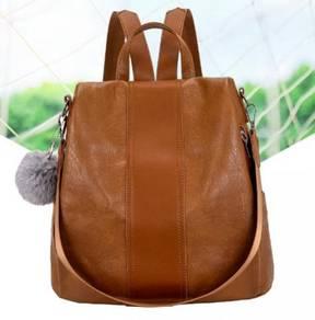 Hairball Pendant Casual Backpack BLSE 31388