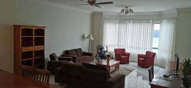 Peak Condo Seaview | 3 rooms | High Floor | Well furnished | 5 min KK