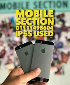 IPhone -(5S, 16GB)- Likenew