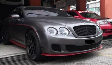 Bentley GT facelift conversion V8S Bodykit 2009