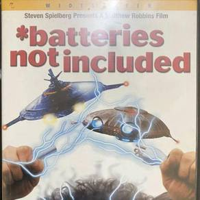 Batteries Not Included (DVD, 1999, Widescreen)