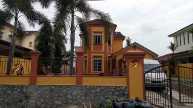 Lavender Heights, Senawang Bungalow