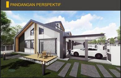 Single Storey GREENVILLE Rantau Panjang Klang NEAR Port Klang