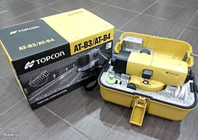 Brand New Topcon AT-B4 Automatic Level