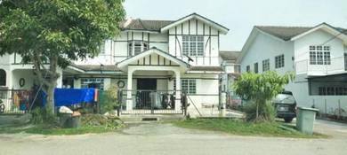 Renovated Endlot Double Storey TerraceJalan Naluri Sukma