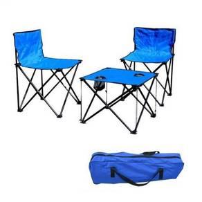 Picnic / camping table set 04