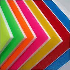 Colour foam board 5mm 2'x3'
