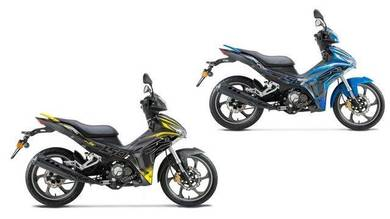 New Benelli rfs 150i y15 rs150 CNY PROMOTION