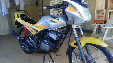 1995 or older Yamaha Rxz untuk dijual