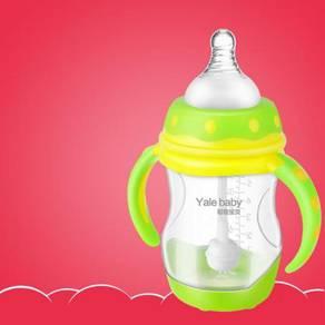 Botol Susu YALE BABY 240 ML (Green)