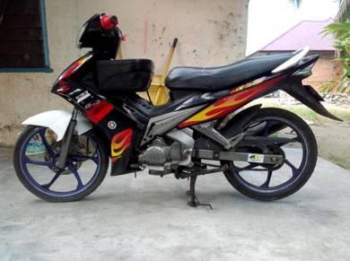 Yamaha lc135 v1 3500 urgent