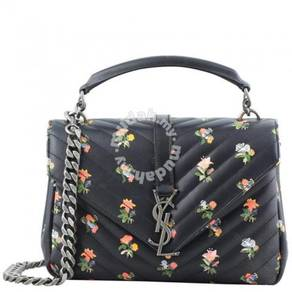 Saint Laurent College Prairie Flower Bag
