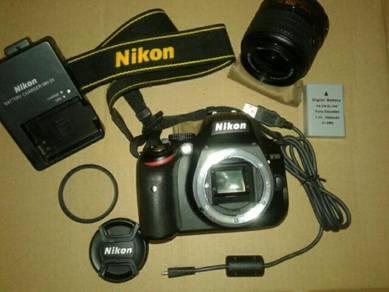 Nikon D5100 for swap/sale
