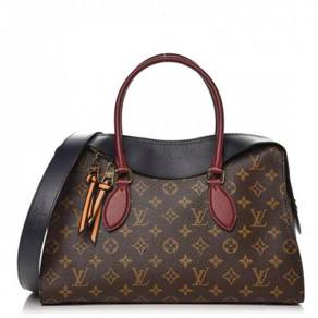 LOUIS VUITTON Monogram Tuileries Marine Bordeaux