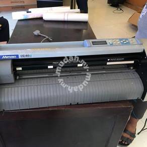 Sticker cutting machine MIMAKI