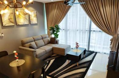 Fennel Sentul 2 Bedrooms Fully Furnished for Rent near LRT MRT Station